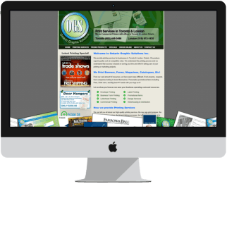 Website Design Company in London Ontario