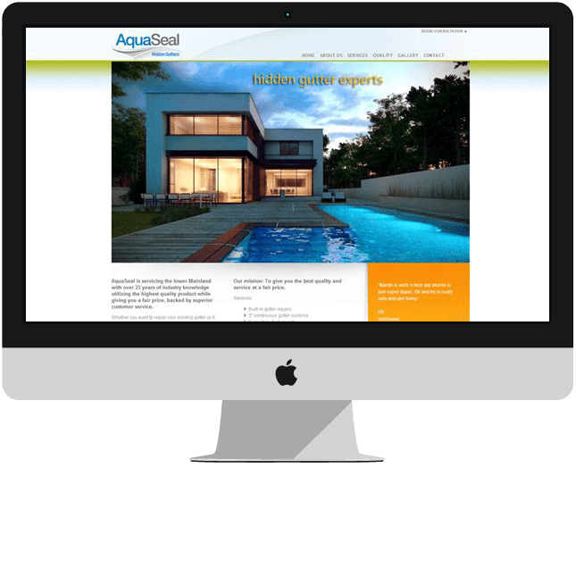 webpage Vancouver BC