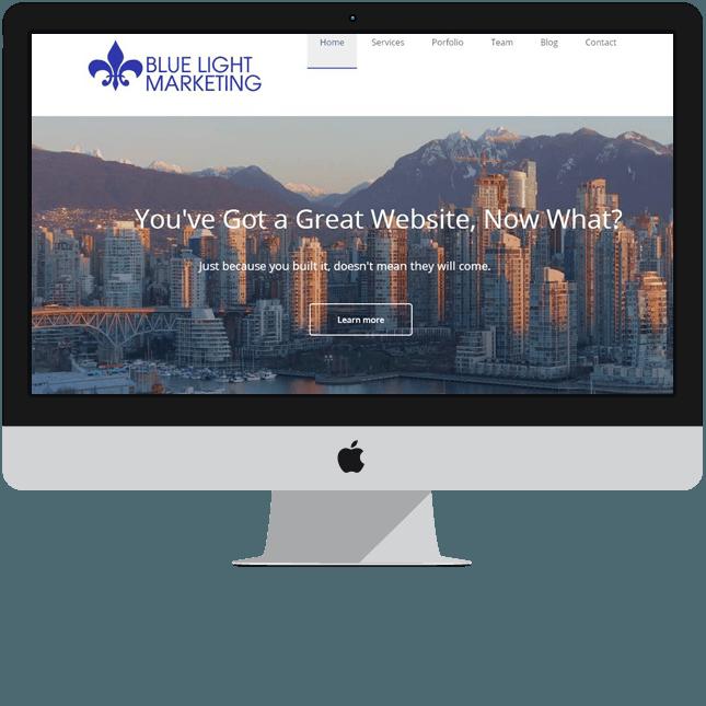 marketing seo sem web design